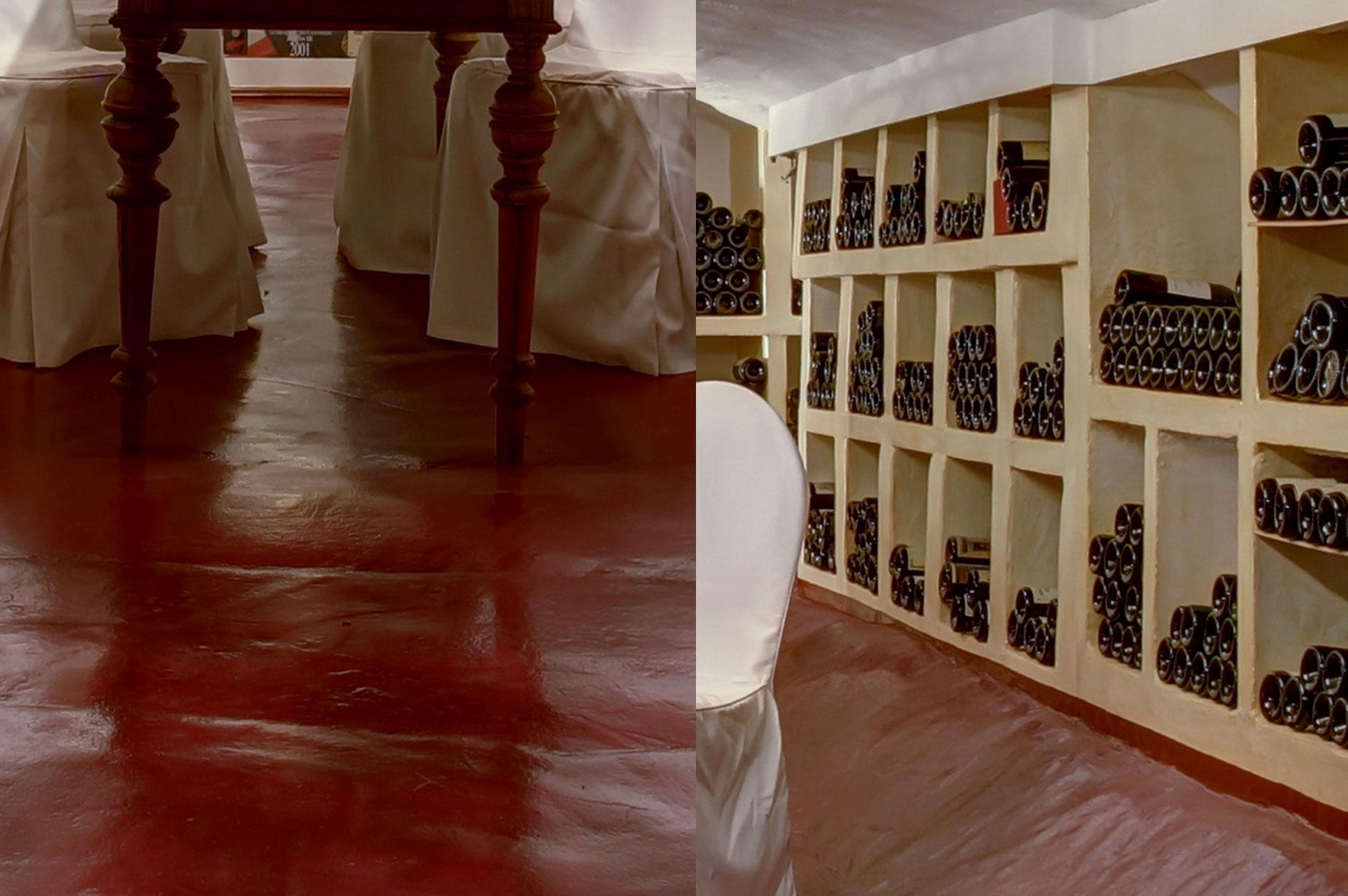 wand und decke ideenr ume. Black Bedroom Furniture Sets. Home Design Ideas