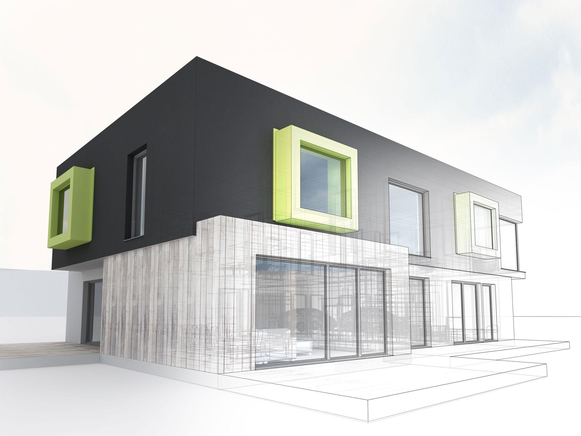 Als architekt ideenr ume for Architekt planung